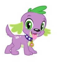 Spike equestria girls by mlps112