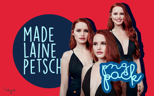 PNG PACK 03 | MADELAINE PETSCH by toseeyoursmile