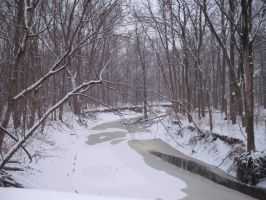 Cold and Lonely Creek 3 by almosthuman75