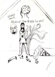 Promo Art: Monster From Beyond The Veil by crookedalley
