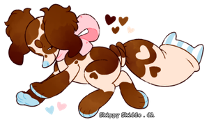 Kit: Cocoa Pup (Faith) by Pillowing-Archive
