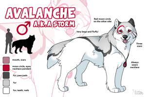 Avalanche Reference by UkeAnttu
