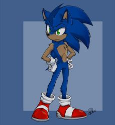 Just Sonic by Swirlything