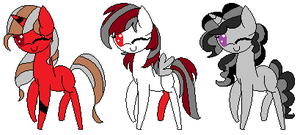 MLP Adoptables #8 by Princess-Giuly-Frost