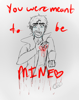 Heathers: The Musical .: Meant To Be Yours :. by CrystleWhiteWolf