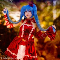 Are you my prince? - Miku Hatsune by LateButLucky
