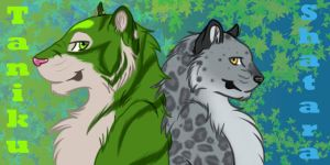 Tani and Tara Icon Gifts by littlezombiesol