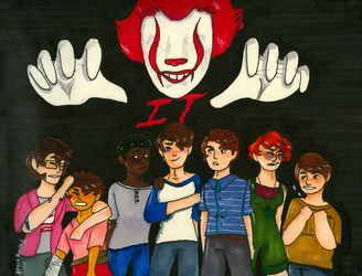 IT by cosmixclover