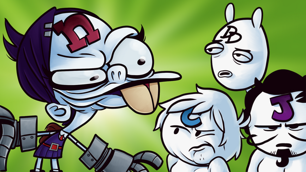 Not real Oney Plays Thumbnail by Wazzaldorp
