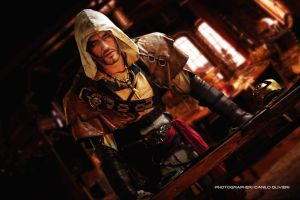 Confrontation - Assassin's Creed Cosplay by Leon C by LeonChiroCosplayArt