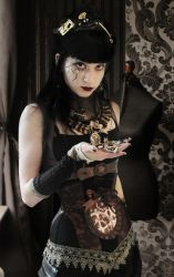 Steampunk 02 by AbArTick