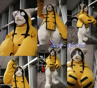 Jubei - Blazblue by koisnake
