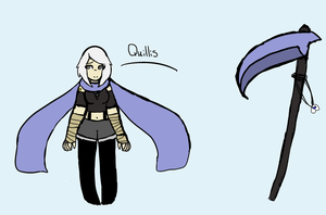 Quillis by ScarfyChan