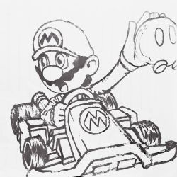 Welcome to Mario Kart by Zack113
