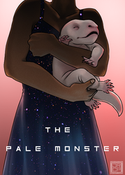The Pale Monster by Gryphon-Shifter
