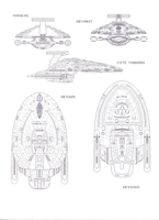 Starship Design of USS Metropolis, version 3.5 by StandingLeaf