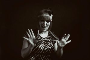 Vampire Flapper by BlackRoomPhoto