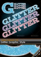 Glitter Illustrator Style by gruberdesigns