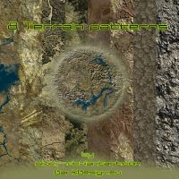 Terrain-B Patterns by silver-