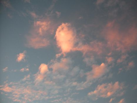 Cotton Candy Clouds 1279 by Aazari-Resources