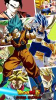 Saiyans' Today by AdeBa3388