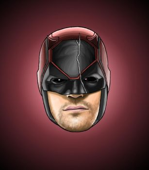 Daredevil - The Devil of Hell's Kitchen by LPSoulX