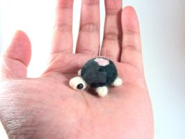 Chiku Chiku Master Collection- Baby Turtle by altearithe
