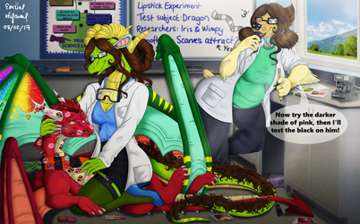 COM:  For Science! by Thornacious