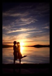 Romance at the Day's End by overcoming-silence