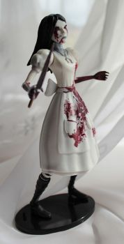 Alice Madness Returns Hysteria Figure Review by Null-Entity
