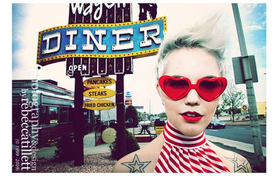Chuck Wagon Diner Sweetie 4 by bexe