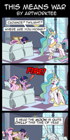 This Means War! by artwork-tee