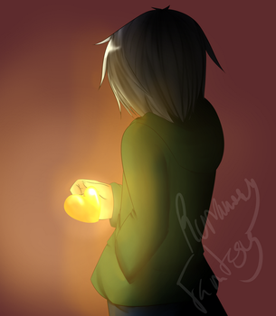 My heart is Gold My hands are Cold by RunawayFantasy