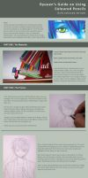 Coloured Pencil Tutorial FCver by ryuuen