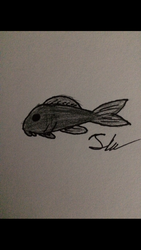 Day 17: Fish by Sternenhimmel-Mond
