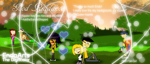 The Soft Rocks 7 Finale - Good Riddance Background by Endo1357