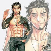 Gladiolus Amicitia by Will-Lima