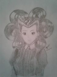 Super curly hair by cendande12