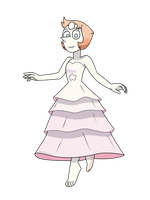Pearl (Rose Attire) by MrChaseComix