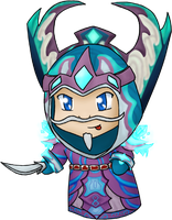 World of Warcraft Chibi 2 by emimonster