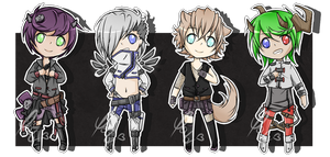 Random Adopts - Closed by Decora-Adopts