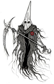 Racist Reaper by ayillustrations