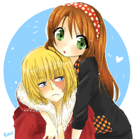 AT: Mello and D by Ryotashisamax3