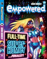 EMPOWERED vol.10 cover art by AdamWarren