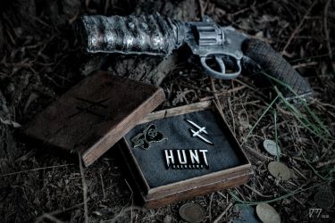 HUNT: Showdown // Nagant M1895 Silencer by ShadowDee