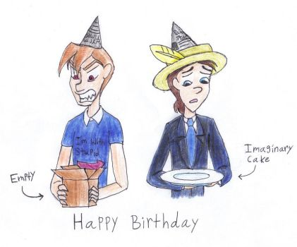 Birthday Disappointment by DarlingWrites