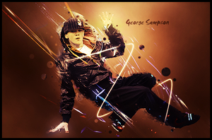 George Sampson - Street Dancin by SadiqAhmed123