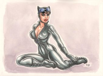 Catwoman by EricaHesse