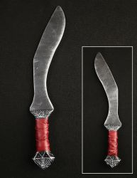 Kukri - Prop Sword by XiliansFan