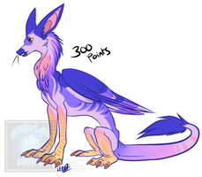[Point Adopt] Eastern Dragon [CLOSED] by Linka-Bell